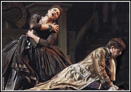 Opera Atelier: La Clemenza Di Tito reviewed by Stanley Fefferman