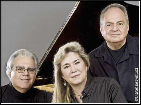 Kalichstein-Laredo-Robinson and ARC Ensemble @ Koerner Hall reviewed by Stanley Fefferman