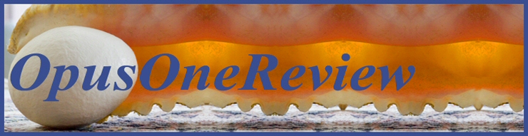 OpusOneReview: Reviews of Classical, New, Live, and Living Music