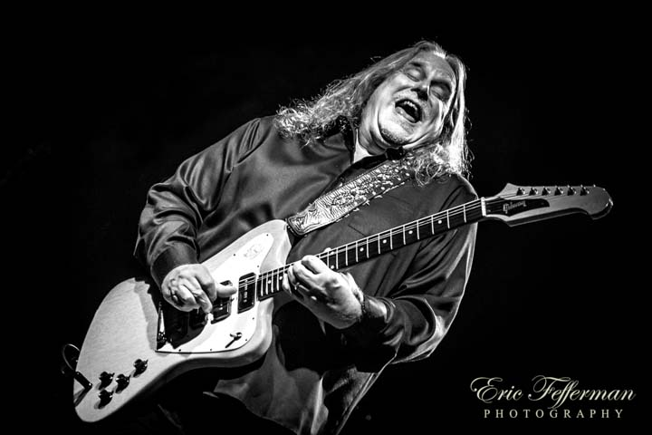 Gov't Mule, Danforth Music Hall, Toronto ON, 2016-11-01